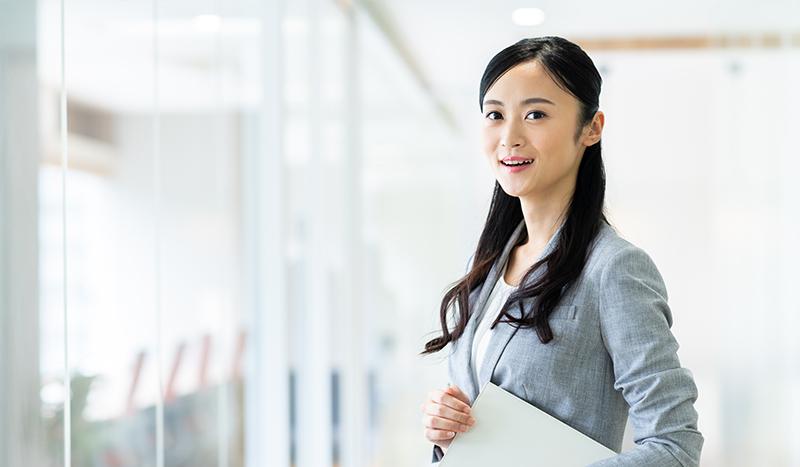 プロフィールや経歴で、専門性・信頼性を訴求する