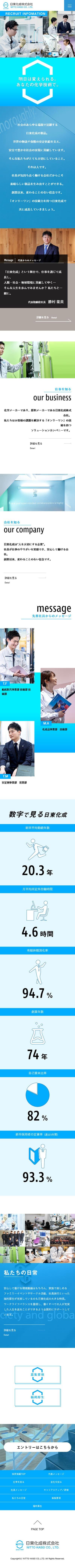 日東化成株式会社